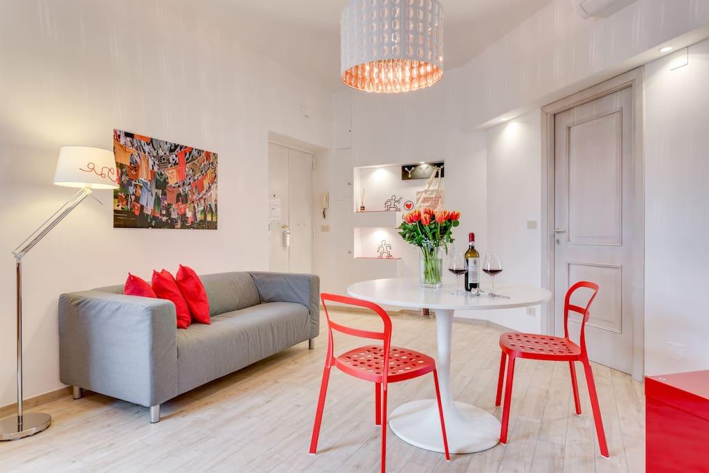 Living Room - Sofà
