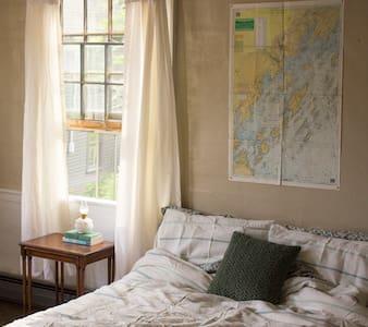 Room w/ Garden Views in Wiscasset - Wiscasset