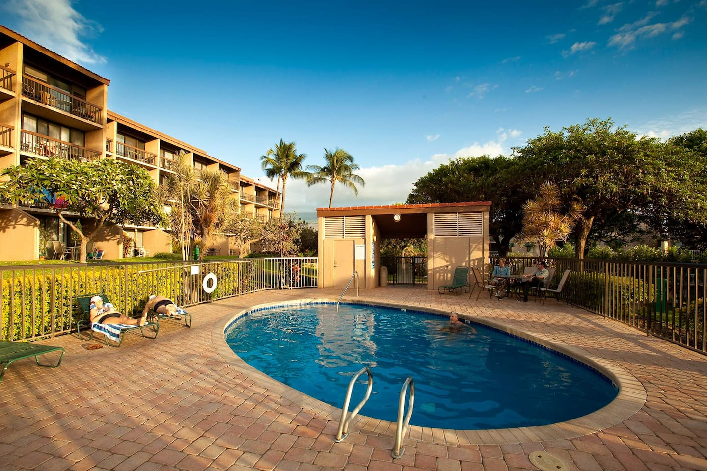 Maui Vista 3405-One of 3 refreshing pools on property