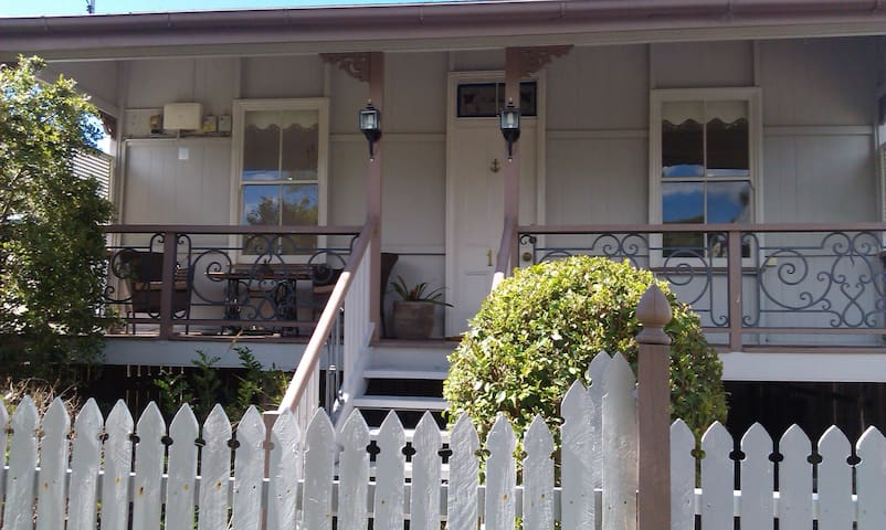 'Coorparoo's Cutest Cottage' - Coorparoo - Maison