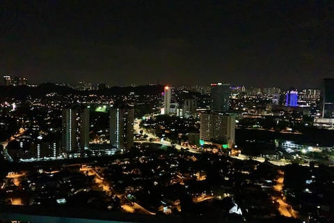 Private room at Jln Kemajuan, PJ with lovely view