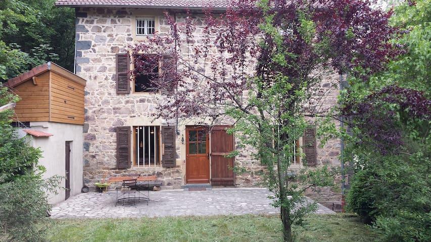 Maison en Haut Beaujolais - Propières