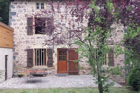 Maison en Haut Beaujolais - Propières - House