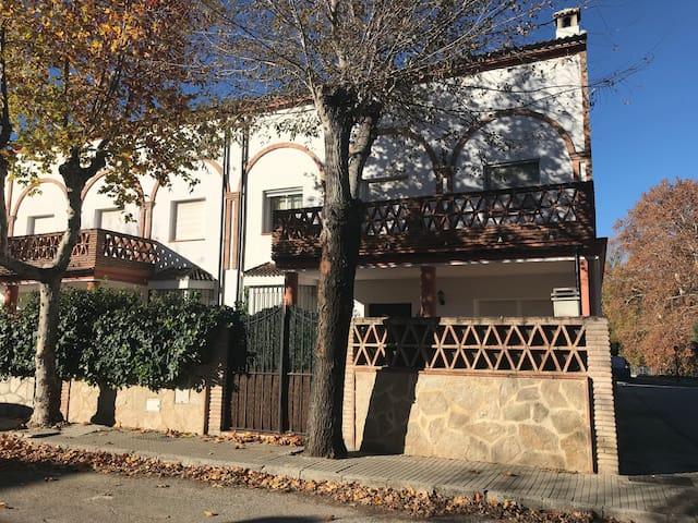 Casa Los Carmenes.El Bosque.