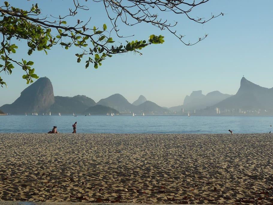 Vista da Praia de Icaraí