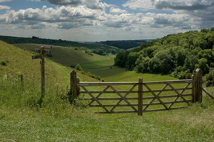 Beautiful Location in South Downs