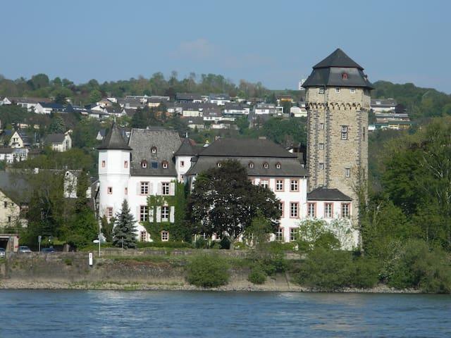 Kornkammer - Schloss Martinsburg