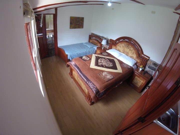 ALTAR INCA GUEST HOUSE - BUNGALOW TERRESTRE
