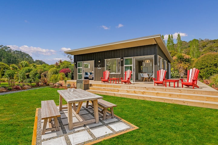 Flaxmill Bay Holiday House - Hahei