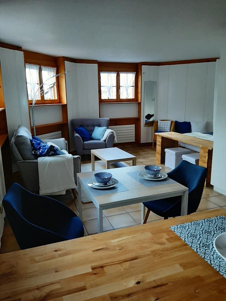 Wohnen wie zu Hause in Bad Ragaz