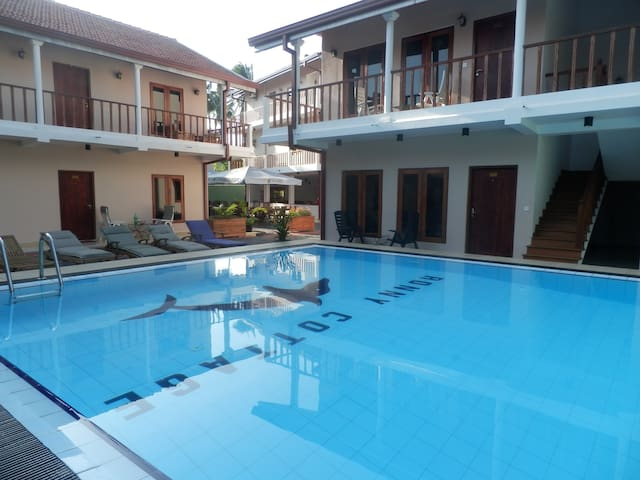 Ronny Cottage Luxury Apartment - Negombo - Byt