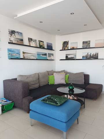 Top located apartment,20Min to the city center