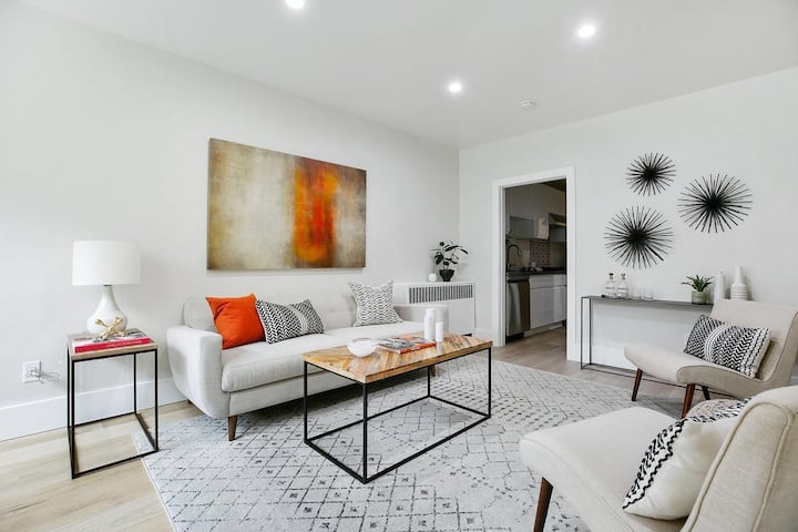 Remodeled 1 Br 1 BA  Pacific Heights Condo