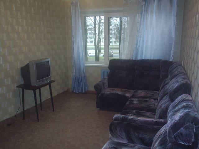 Трех комнатная квартира посуточно в  Витебске