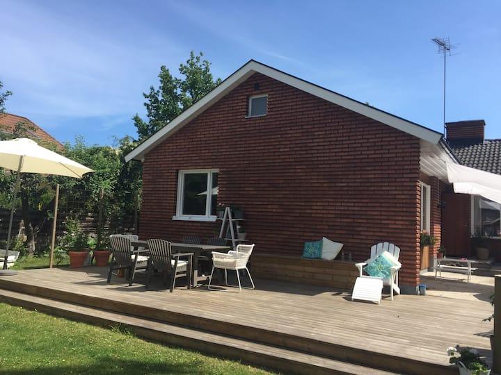 Stort hus uthyres i centrala Kalmar