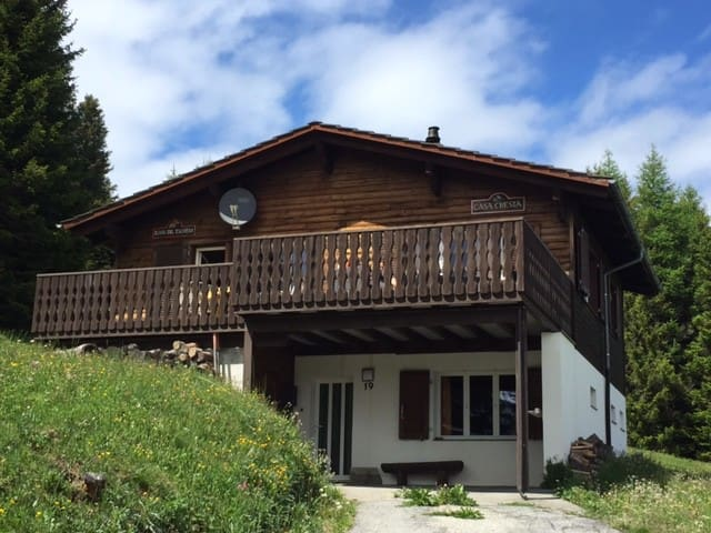 CHALET CASA CRESTA-Come In And Start With Dreaming
