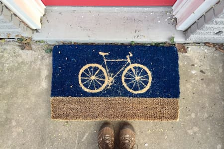 Bike-Friendly Bungalow