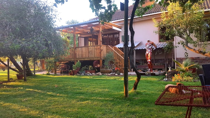 Frieden-Hof Self-Catering Guest Accommodation