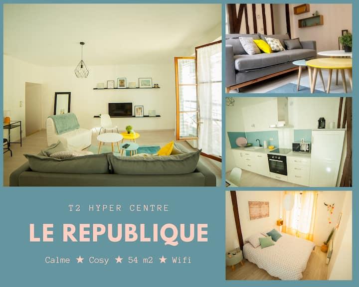 ★ Le République ★ Hyper Centre ★