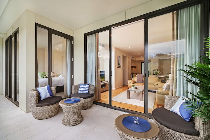 216 Pine Tree - @HOME - A lush escape in Terrigal