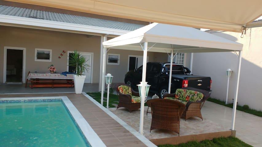 Praia do Indaía c/ piscina!!!Somente para familia - Caraguatatuba - Ev