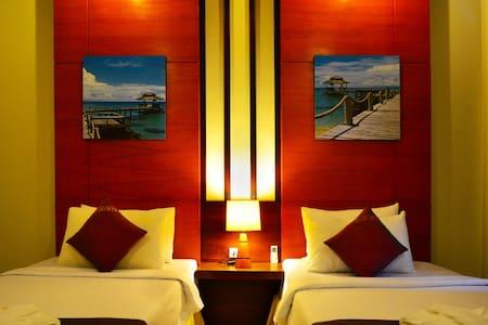 Phangan Bayshore - Standard Room - Ko Pha-ngan - 公寓