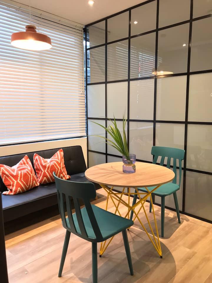 Miraflores Larco A: Simple & Design Flat