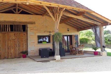Très belle grange rénovée(01/2016) - Pailloles - Dům