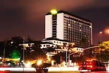 Historic Manila Hotel