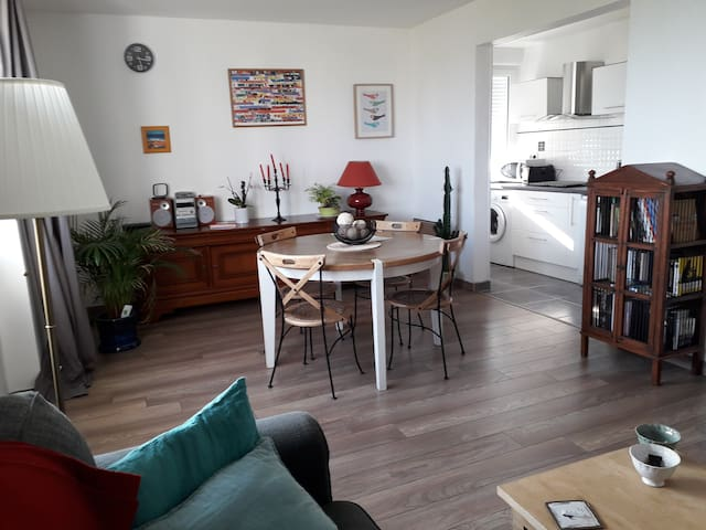 Appartement T2 à 200m de la mer