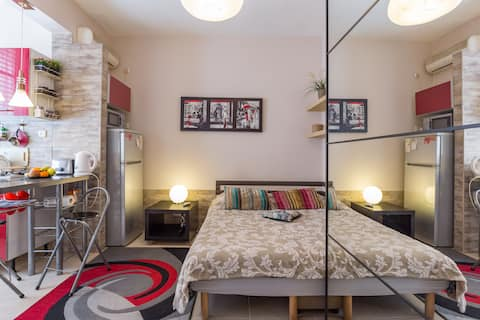 Cozy studio in the Bat Yam center