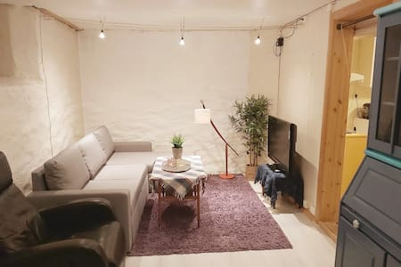 Cosy and centrally located