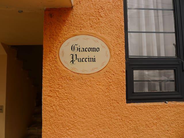 Departamento Giacomo Puccini
