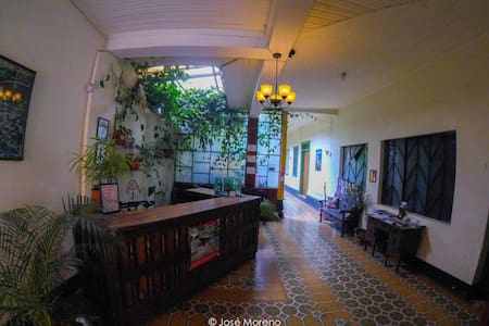 Beautiful room, private bathroom - Quetzaltenango - Casa