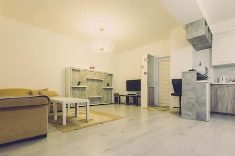 Hristovi apartmanok - Szép és tiszta kis apartman 1