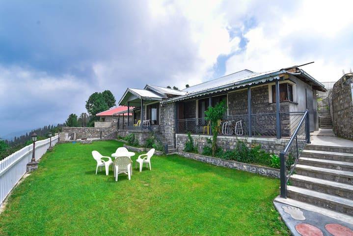 Zubair's Cottage.