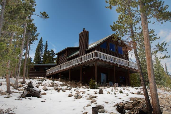 Cabin del Sol Colorado Rockies 25 Mins to Breck!