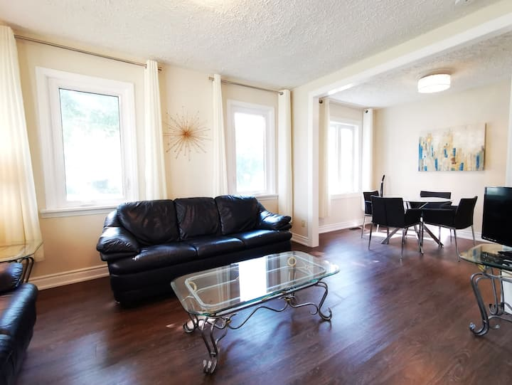 Exclusive Main Floor - Bright Beautiful Clean Home