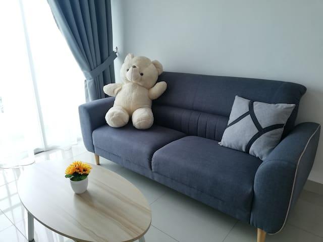 Love&Leisure Homestay 4r3b Opp SPICE Arena Penang
