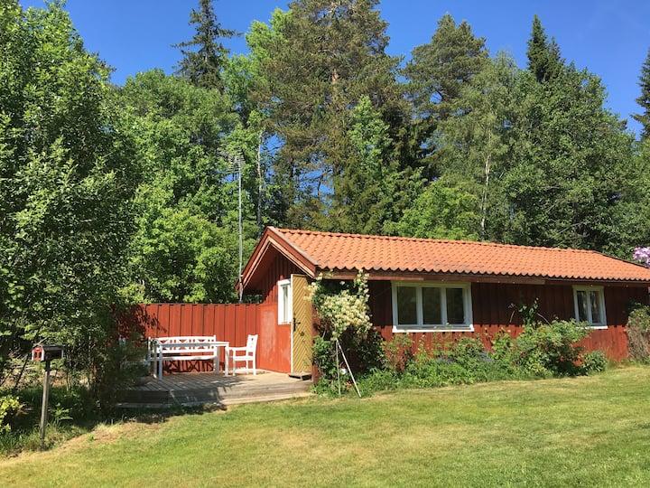 Eget hus på Väddö nära havet, inklusive wi-fi