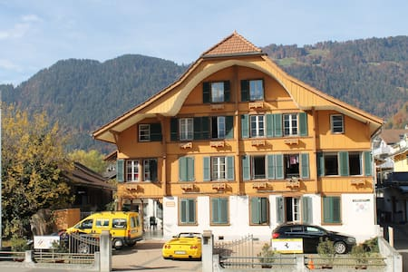 231 - Unterseen - Apartment
