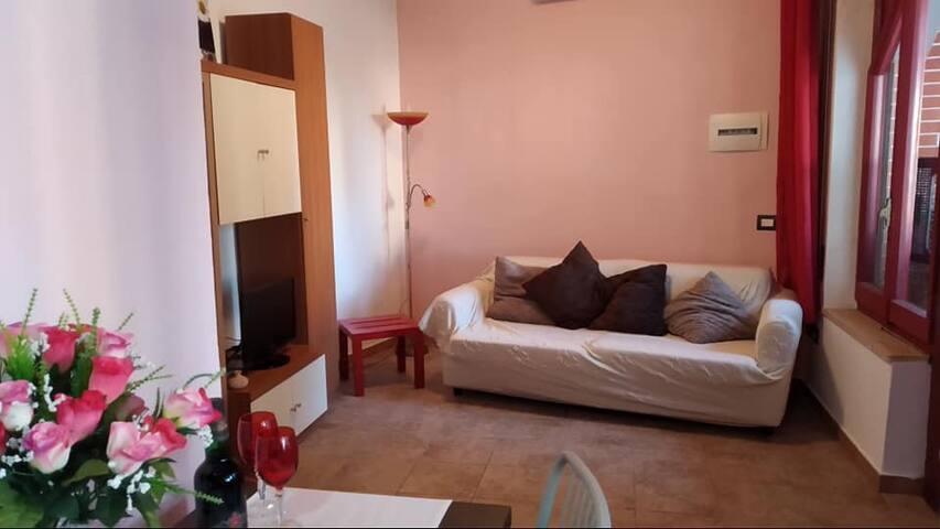 Confortevole appartamento per soggiorni rilassanti