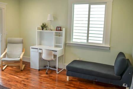 New Renovated Master Double Bedroom - San Francisco - Hus