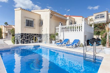 Detached Villa with private pool - San Fulgencio - 独立屋