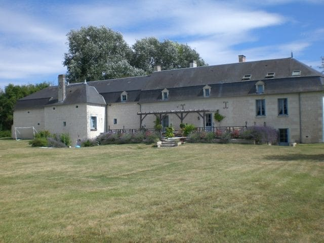 Boufray - Luxury Holiday Home in the Loire Valley