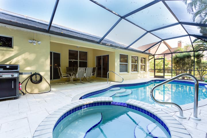 SERENE & ATTRACTIVE 3BR POOL HOME
