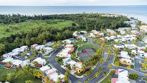 Whole Beach House in gated community at PlayaAzul