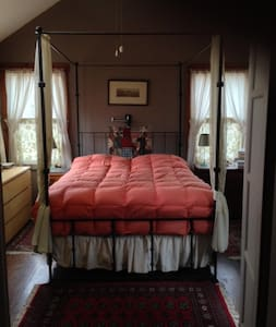 Sweet Suite on Small Country Farm - West Stockbridge