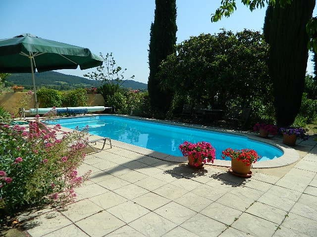 The true provence..olives, wine,sun - Vinsobres - Wohnung