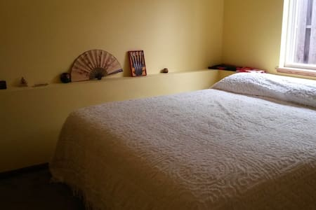 King bed, Private Bath, Close to CSU and Foothills - Fort Collins